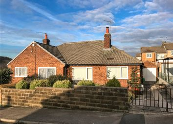 Thumbnail 2 bedroom semi-detached bungalow to rent in Knox Drive, Harrogate, North Yorkshire