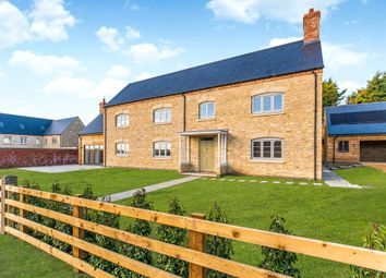 Thumbnail 6 bed detached house for sale in Mill Lane, Westbury, Brackley