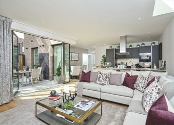 Thumbnail 3 bed terraced house for sale in Peartree Way, Greenwich