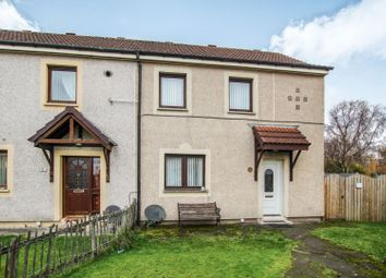 Thumbnail 2 bed end terrace house for sale in Mitchell Avenue, Glasgow