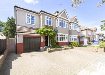 Thumbnail 4 bed semi-detached house for sale in Highfield Road, Hornchurch