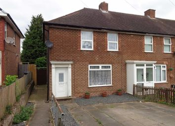 Thumbnail 3 bed end terrace house for sale in Audley Road, Stechford, Birmingham