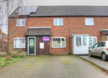 Thumbnail 2 bed terraced house for sale in Garlondes, East Harling