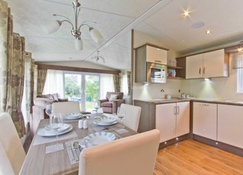 Thumbnail 2 bedroom mobile/park home for sale in Tunstall, Richmond, North Yorks