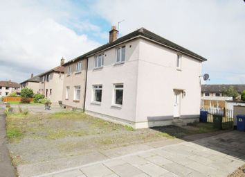 Thumbnail 3 bedroom semi-detached house for sale in 23, Bankhead Crescent, Dennyloanhead Stirlingshire FK41Ry