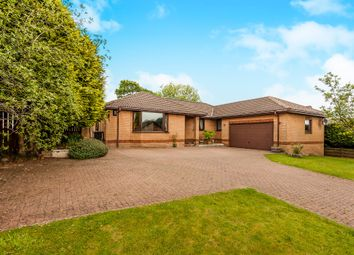 Thumbnail 4 bedroom detached bungalow for sale in Castle Court, Castlecary, Glasgow