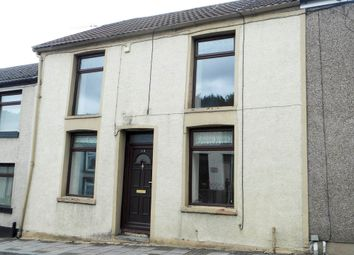 Thumbnail 2 bed terraced house for sale in Penygraig Road, Tonypandy