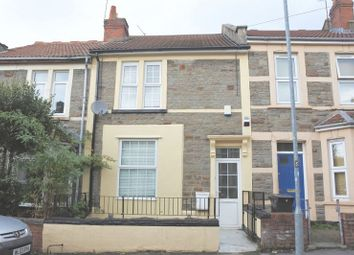 Thumbnail 2 bedroom terraced house to rent in Tudor Road, Easton, Bristol