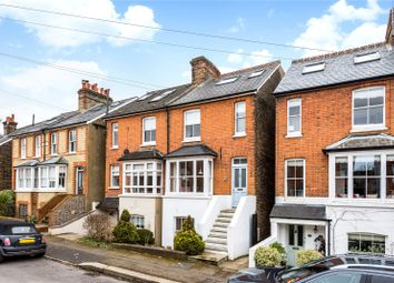 Thumbnail 4 bed semi-detached house for sale in Cornfield Road, Reigate, Surrey