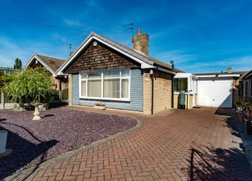 Thumbnail 3 bed detached bungalow for sale in Balmoral Road, Dunscroft, Doncaster, South Yorkshire