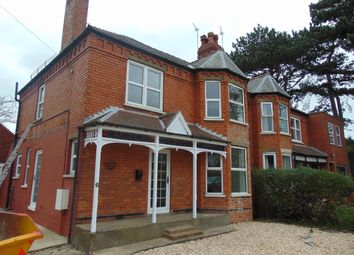 Thumbnail 3 bed semi-detached house to rent in Newark Road, North Hykeham, Lincoln.
