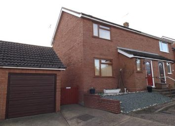 Thumbnail 2 bedroom semi-detached house for sale in Cromer, Norfolk, United Kingdom