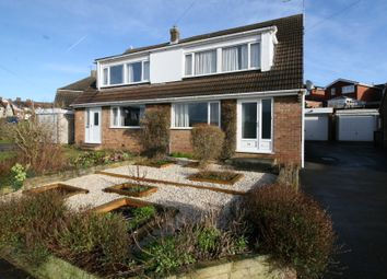 Thumbnail 3 bed semi-detached house for sale in Brearley Avenue, New Whittington, Chesterfield