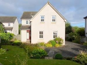 Thumbnail 3 bed detached house to rent in Newburgh Road, Abernethy, Perth