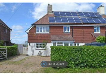 Thumbnail 4 bed semi-detached house to rent in Wayside Cottages, Pulborough