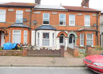 Thumbnail 2 bed terraced house to rent in Nelson Road, Dovercourt, Harwich, Essex