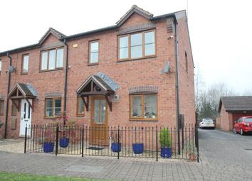 Thumbnail 3 bed end terrace house for sale in Holmoak Close, Walton Cardiff, Tewkesbury