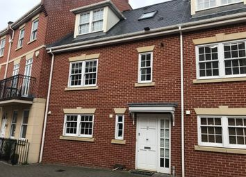 Thumbnail 3 bedroom town house to rent in Stephensons Place, Bury St. Edmunds