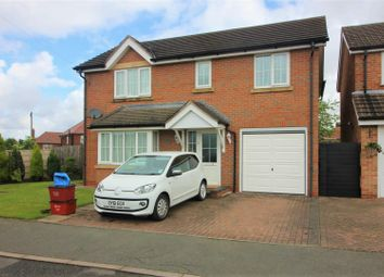 Thumbnail 5 bed detached house for sale in Churchill Close, Ashby-De-La-Zouch