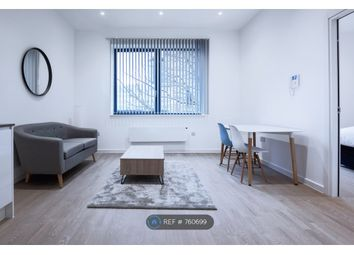 Thumbnail 1 bed flat to rent in Riverbank Way, Brentford