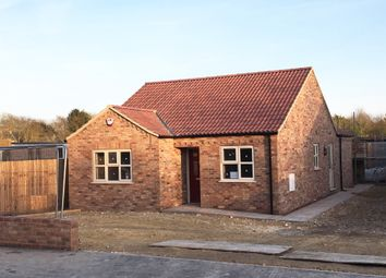 Thumbnail 3 bed detached bungalow for sale in Basin Road, Outwell, Wisbech