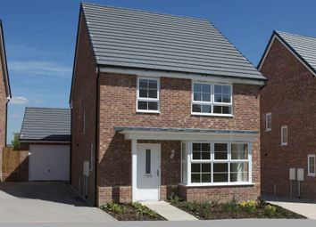 """Thumbnail 4 bed detached house for sale in """"Chesham"""" at Ripon Road, Kirby Hill, Boroughbridge, York"""