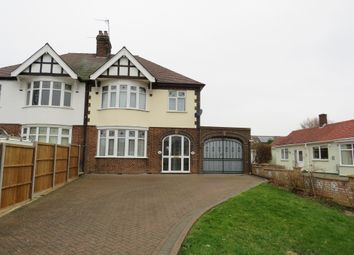 Thumbnail Semi-detached house for sale in Eye Road, Peterborough