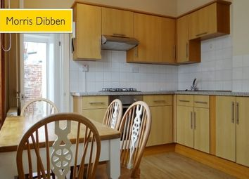 Thumbnail 4 bed flat to rent in Jessie Road, Southsea