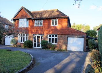Thumbnail 5 bed detached house for sale in Heath Road, Petersfield