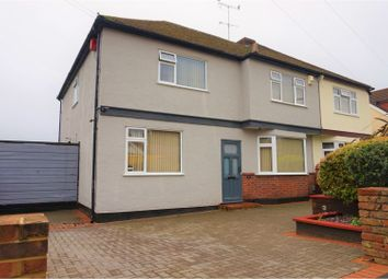 Thumbnail 4 bed semi-detached house for sale in Friar Road, Orpington
