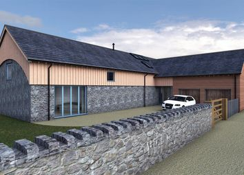 Thumbnail 5 bed detached house for sale in Haybarn, Llwyn Onn, Llanfairpwll
