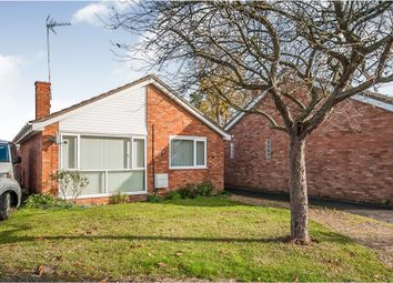 Thumbnail 2 bed semi-detached bungalow for sale in Rockingham Road, Sawtry, Huntingdon