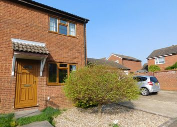 Thumbnail 2 bedroom semi-detached house for sale in Mercia Road, Baldock, Herts