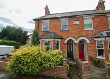 Thumbnail 4 bed semi-detached house for sale in Queens Road, Camberley, Surrey