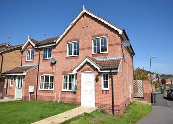 Thumbnail 3 bed semi-detached house for sale in Bramble Close, South Normanton, Alfreton, Derbyshire