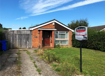 Thumbnail 2 bed bungalow for sale in King John Avenue, Bournemouth, Dorset