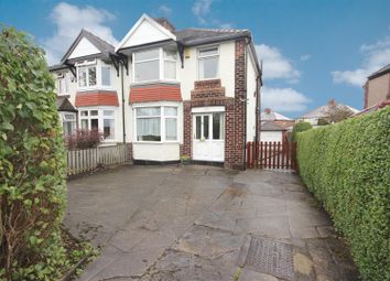 Thumbnail 3 bed semi-detached house for sale in Greenhill Avenue, Sheffield