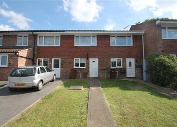 Thumbnail 2 bed terraced house for sale in Albury Close, Chatham, Kent
