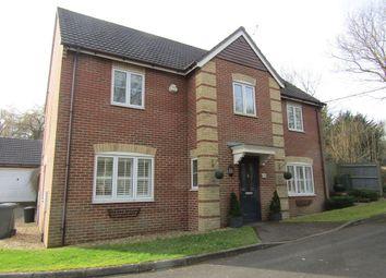 Thumbnail 4 bedroom detached house for sale in Mollison Rise, Whiteley, Fareham