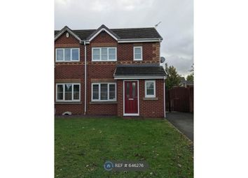Thumbnail 3 bedroom semi-detached house to rent in Dunstan Walk, Thorne, Doncaster South Yorkshire