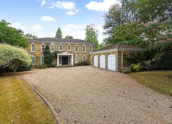 Thumbnail 4 bed detached house to rent in Pond Close, Burwood Park, Hersham, Walton-On-Thames