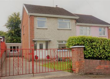 Thumbnail 3 bed semi-detached house for sale in Summer Hill, Prehen. Derry / Londonderry