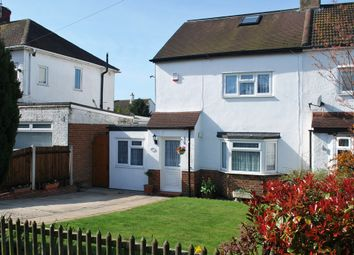 Thumbnail 4 bedroom semi-detached house for sale in Rookesley Road, Orpington