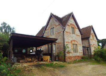Thumbnail 3 bed semi-detached house for sale in Dulcote, Wells