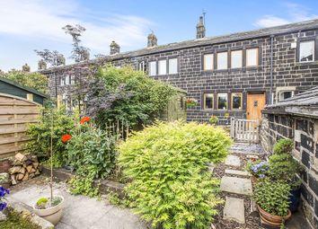 Thumbnail 3 bed terraced house for sale in Silver Street, Hebden Bridge