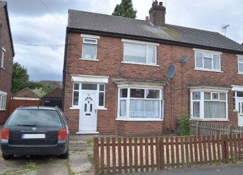 Thumbnail 3 bed semi-detached house for sale in Ravendale Street South, Scunthorpe