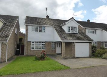 Thumbnail 4 bed detached house for sale in Eastwood, Essex, .