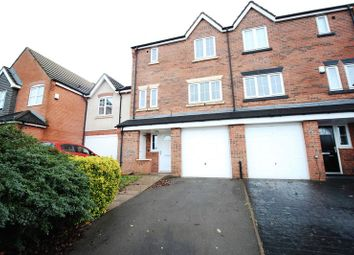 Thumbnail 4 bed semi-detached house for sale in Briarswood, Biddulph, Staffordshire