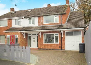 Thumbnail 4 bed semi-detached house for sale in Grange Close, Southam