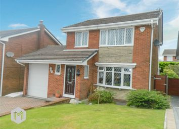 Thumbnail 3 bedroom detached house for sale in Croyde Close, Harwood, Bolton, Lancashire